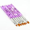 ieftine Becuri LED-nail art Perii Instrumente de pictură Kituri Clasic Calitate superioară Zilnic