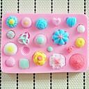 olcso Divatos gyűrű-Bakeware eszközök Műanyag Torta süteményformákba 1db