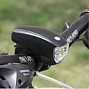 olcso Kerékpár világítás-Kerékpár első lámpa / Biciklis első lámpa Lézer Kerékpár világítás Kerékpározás csúszásmentes, multi-tool gomb akkumulátor / cellás akkumulátor 600 lm AkkumulátorBattery Kempingezés / Túrázás / IPX-4