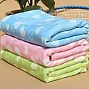billige Hånd håndklæ-Badeværelsegadget Multifunksjonell Foldbar Økovennlig Gave Tegneserie tekstil Bomull 1pc