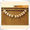 ieftine Ornamente de Nuntă-Crăciun / Zi de Naștere / Absolvire / Cheful Burlacelor / Bal / Petrecerea Baby Shower Hârtie Rigidă pentru Felicitări Decoratiuni nunta