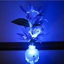 זול ספלים וכוסות-LED לילה אור עמיד במים סוללה אקרילי 1 אור בטריות לא כלולות 11.0*11.0*10.0cm