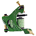 preiswerte Tattoo-Maschinen-Professionelle Tattoo Maschine - Spulen Tattoo-Maschine Professionell Hohe Qualität, formaldehydfrei Acero Carbono Handgemacht