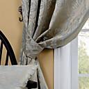 preiswerte Fenstervorhänge-Maßgfertigt Verdunkelnd Vorhänge drapiert zwei Panele 2*(W183cm×L213cm) / Wohnzimmer