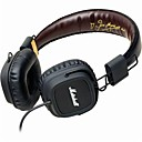 cheap Headsets & Headphones-MARSHALL MAJOR On Ear / Headband Wired Headphones Dynamic Plastic Mobile Phone Earphone with Volume Control / with Microphone /