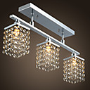 cheap Pendant Lights-MAISHANG® Flush Mount Ambient Light Chrome Metal Crystal 110-120V / 220-240V Bulb Not Included / G9