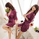 abordables Botas de Mujer-Uniformes Disfrace de Cosplay Lencería Pijamas Festival / Celebración Disfraces de Halloween Accesorios Rojo / Azul / Rosa