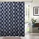 preiswerte Duschvorhänge-1pc Modern Polyester Maschinell gefertigt Bad