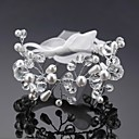 cheap Party Headpieces-Women's - Silver Charm Bracelet Silver For Wedding / Special Occasion / Anniversary / Engagement / Gift / Daily / Casual