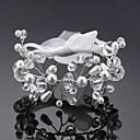 preiswerte Armbänder-Damen - Silber Charme Armbänder Silber Für Hochzeit / Besondere Anlässe / Jahrestag / Verlobung / Geschenk / Alltag / Normal