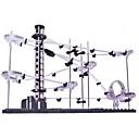 olcso Marble Track Sets-Spacerail Level 1 5000mm Marble Track Sets / Épület készlet / Golyópálya DIY Puha műanyag / Műanyag Gyermek Ajándék 1 pcs