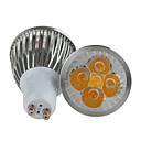 cheap LED Bulbs-140-160lm GU10 LED Spotlight MR16 5 LED Beads High Power LED Dimmable Warm White / Cold White 220-240V