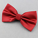 cheap Armwarmers & Legwarmers-Unisex Party / Work / Basic Polyester Bow Tie - Solid Colored / Cute