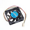 cheap Other Parts-6CM Computer Chassis Cooling Fan 12V