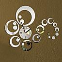 halpa Peilit Wall Clocks-Moderni/nykyaikainen Akryyli Uutuudet Sisällä,AA