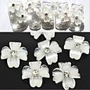 cheap Car Fog Lights-10 Nail Jewelry Flower Classic Wedding Daily Flower Classic Wedding High Quality