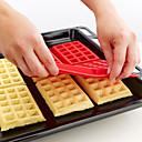 olcso Étkészlet-Bakeware eszközök Szilikon DIY Palacsinta / Cake / Praktikus  konyhai eszközök Derékszögű süteményformákba / Sütőformák 1db