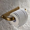 cheap Wall Stickers-Toilet Paper Holder Antique Brass 1 pc - Hotel bath