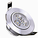 cheap LED Recessed Lights-6000-6500lm 2G11 LED Downlights Rotatable 3 LED Beads High Power LED Dimmable Warm White / Cold White 110-130V