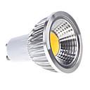 olcso LED izzók-250-300lm GU10 LED PAR lámpák MR16 1 LED gyöngyök COB Tompítható Meleg fehér / Hideg fehér / Természetes fehér 220-240V