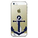 رخيصةأون محافظ-غطاء من أجل Apple قضية فون 5 iPhone 6 iPhone 6 Plus iPhone 7 Plus iPhone 7 نموذج غطاء خلفي مرساة قاسي TPU إلى iPhone 7 Plus iPhone 7