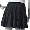 abordables Ropa para Ballet-Ballet Faldas Mujer Niños Representación Entrenamiento Algodón Licra 1 Pieza Falda