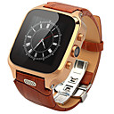 abordables Relojes Inteligentes-Reloj elegante W9 para Android 3G Bluetooth 4.0 GPS Resistente al Agua Seguimiento de Actividad Encontrar Mi Dispositivo Despertador / WCDMA (2100MHz) / Llamadas con Manos Libres / Control de Medios