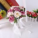 """זול מזכרות מחזיקי מפתחות-פרחי חתונה זרים חתונה מסיבה\אירוע ערב משי מֶשִׁי 13""""(לערך.33ס""""מ)"""