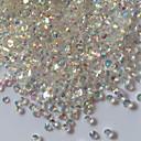 abordables Decoraciones y Diamantes Sintéticos para Manicura-300 Joyería de uñas Abstracto Clásico Diario Abstracto Clásico Alta calidad