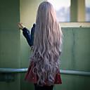 preiswerte Haustier Weihnachten Kostüm-Synthetische Perücken Wellen Synthetische Haare Perücke Kappenlos