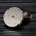 hesapli Saat Aksesuarları-gümüş 6-işaretçi otomatik mekanik saat hareket dilek takvimi
