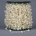 cheap Candles & Candleholders-Other Grosgrain Metalic Rhinestone Polyester Organza Satin Jute Wedding Ribbons - 1 Piece/Set Rhinestone Ribbon Gift Bow Decorate favor