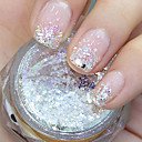 cheap Nail Glitter-hexagonal glitter tablets nail art decorations