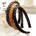 cheap Hair Accessories-twisted wig braid hair bands hair braids headband bands headwear headband for women hairbands hair accessories