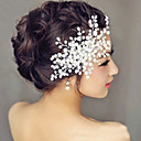 cheap Wedding Wraps-Alloy Hair Combs 1 Wedding / Special Occasion Headpiece