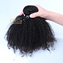 cheap Synthetic Capless Wigs-afro kinky curly clip in human hair extensions mongolian virgin hair clip in hair extensions 10 26