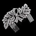 hesapli Çiçek Sepetleri-Yapay Elmas  -  Saç Combs 1 Düğün / Özel Anlar Başlık