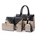 cheap Men's Athletic Shoes-Women's Bags PU Tote / Card & ID Holder / Coin Purse 5 Pieces Purse Set for Wedding / Event / Party / Casual White / Black / Blue