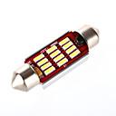 voordelige Autobinnenverlichting-39mm Automatisch Lampen 6 W SMD LED 540 lm 12 Interior Lights