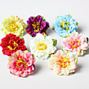 cheap Party Headpieces-Fabric Hair Combs Flowers Headwear with Floral 1pc Wedding Special Occasion Casual Headpiece