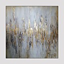 cheap Abstract Paintings-Oil Painting Hand Painted - Fantasy Modern Canvas