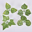 preiswerte Künstliche Pflanzen-Künstliche Blumen 1 Ast Pastoralen Stil Pflanzen Wand-Blumen