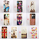 cheap Cell Phone Cases & Screen Protectors-For Alcatel Case Pattern Case Back Cover Case Cartoon Soft TPU Alcatel