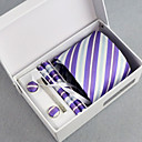cheap Men's Jewelry-Other Vintage Party Work Casual Purple Other Wedding Tie Bar