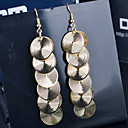 cheap Earrings-Women's Drop Earrings - Silver / Golden For Wedding / Party / Daily