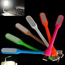 cheap Night Lights-Flexible LED Touch USB Light Ultra Bright Portable Mini USB Led Lamp for Laptop Notebook PC Computer