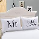 cheap Pillowcases-Comfortable Cotton/Polyester Cotton/Polyester 230TC Novelty