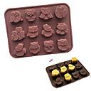 billige Ferie Tilbud-Bakeware verktøy Plast GDS Kake Cake Moulds 1pc