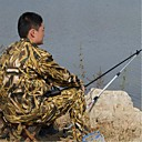 billige Jaktjakker-Jaktjakke Herre Vanntett Anti-Insekt Pustende Kamuflasje Mote Klassisk Vinterjakke Klessett Topper Langermet til Jakt Fisking