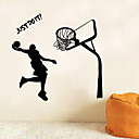 cheap Egg Tools-People Sports Wall Stickers Plane Wall Stickers Decorative Wall Stickers, Vinyl Home Decoration Wall Decal Wall